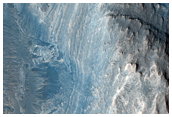 Sulfate Beds in Gale Crater with Possible Repeating Section