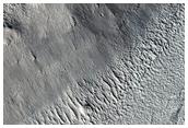 Upper Reach of Mamers Valles