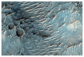 Possible Phyllosilicate-Rich Terrain