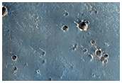 Possible Hydrated Minerals Detected in Meridiani Planum