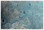Meridiani Planum Southern Boundary