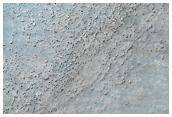 Sinuous Ridge in Argyre Planitia
