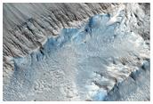 Santa Fe Crater Impact Processes