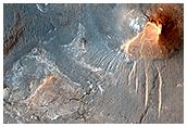 Possible Large Phyllosilicate Deposit Near Nili Fossae