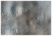 Sample of Semi-Circular Feature in Arabia Terra