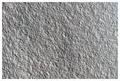 Sample of Possible Olivine in Western Crater Floor