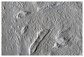 Sample of Erebus Montes