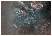 Sample of Possible Olivine-Rich Terrain