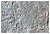 Gale Crater - Potential MSL Landing Site