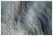 Channeling at Mouth of Chasma Boreale