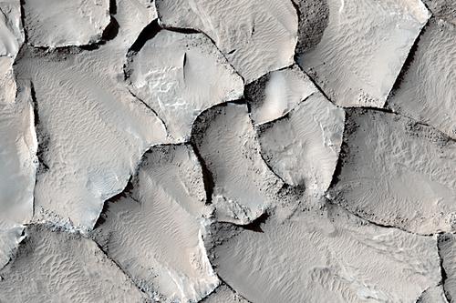 Polygonal Ridges