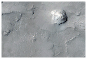 Sinuous Ridge Partly Imaged in THEMIS V23065011