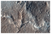 Olympus Mons Caldera