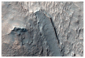 Stratigraphy of Primary Mesa in Terby Crater