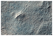 Possible Phyllosilicates Southwest of Gorgonum Chaos