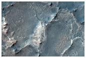 Mass Wasting along Melas Chasma Wall