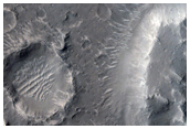 Arabia Region Terrain and Context for Viking 1 Images 708A01 to 708A12