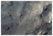 Thermophysical Sample in Arabia Terra