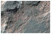 Possible Phyllosilicates in Terra Cimmeria