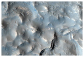 Crater Central Pit with High Thermal Inertia