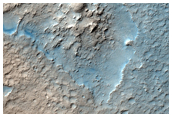 Monitor Spirit Landing Site for Aeolian Changes