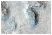 Knobs in Cydonia Region
