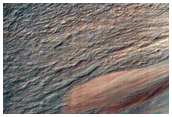 Deep Bedrock in Valles Marineris