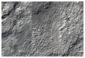 Terrain in Hellas Planitia