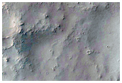 Multiple Channels near Locras Valles