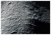Basin South of the Sirenum Fossae