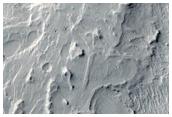 Layered Terrain in Zephyria Planum