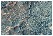 Possible Phyllosilicates on Plains between Aureum and Iani Chaos