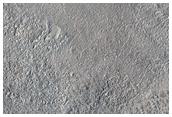 Terrain in Arcadia Planitia