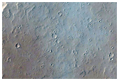Source for Channel in Ceraunius Fossae