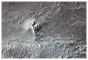 Erosional Surface Features in Arabia Terra