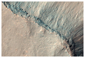 Possible Phyllosilicates in Valles Marineris