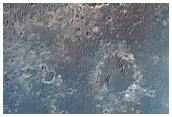 Endeavour Crater Western Rim