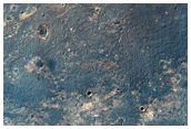 North-Central Endeavour Crater