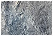 Lobe North of Pavonis Mons