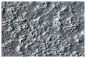 Extensive Debris Apron near Reull Vallis