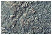 Impact in Eastern Hellas Planitia