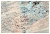 Phyllosilicates in Bedrock of Eastern Coprates Chasma