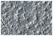 Extensive Debris Apron Emanating from Mesas in Promethei Terra