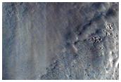 Six Kilometer Diameter Rayed Crater in Terra Sabaea
