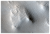 Mantled Surface of Ascraeus Mons