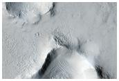 Campo de cráteres secundarios