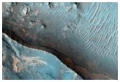 Nili Fossae Trough, Candidate MSL Landing Site