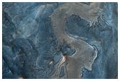 Blocks and Valleys in Southwestern Melas Chasma