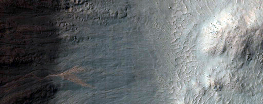 Light-Toned Gully Material