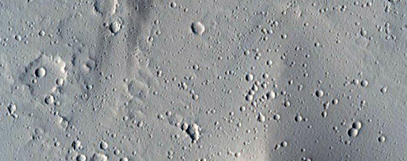 Dark Pit in Tractus Fossae